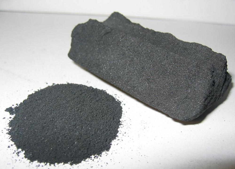 Активированный уголь — Википедия