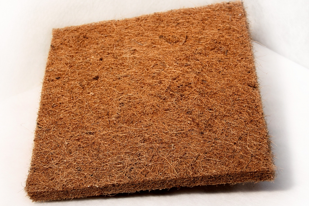 Кокосовое волокно в листах