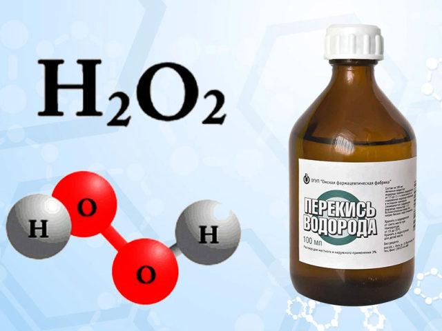 50 способов применения перекиси водорода. Как с помощью перекиси ...