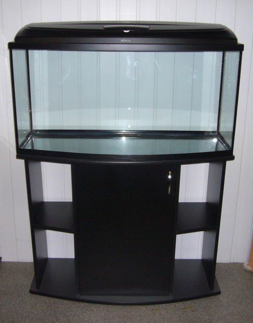 Купить аквариум 115 л. Aква Плюс с крышкой Aquael Аквариумы АКВАПЛЮС ...
