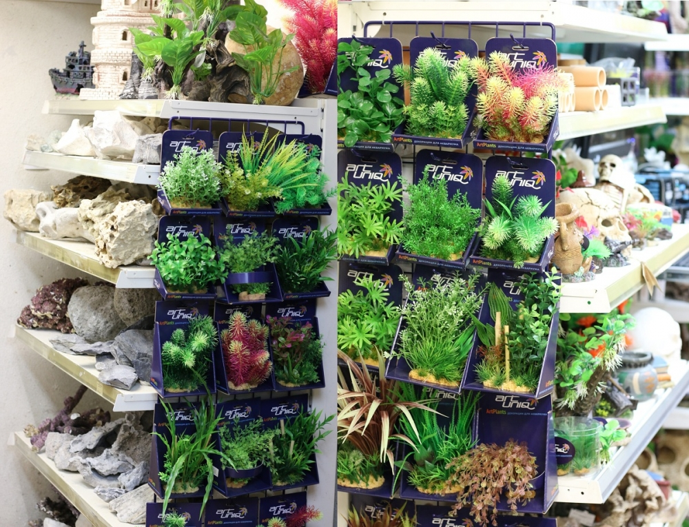 Грунты и декорации для аквариумов цены, купить в интернет-магазине ...