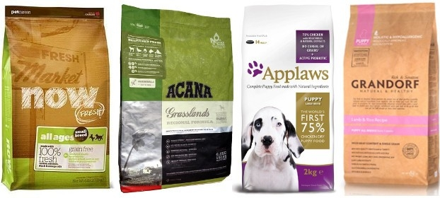 антиаллергенный корм для собак